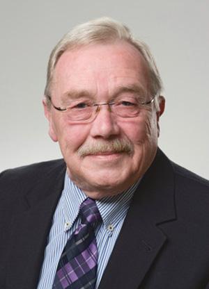 Verdienstmedaille für Gerold Noerenberg