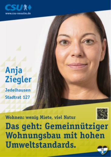 Anja Ziegler, Jedelhausen – ihre Ziele