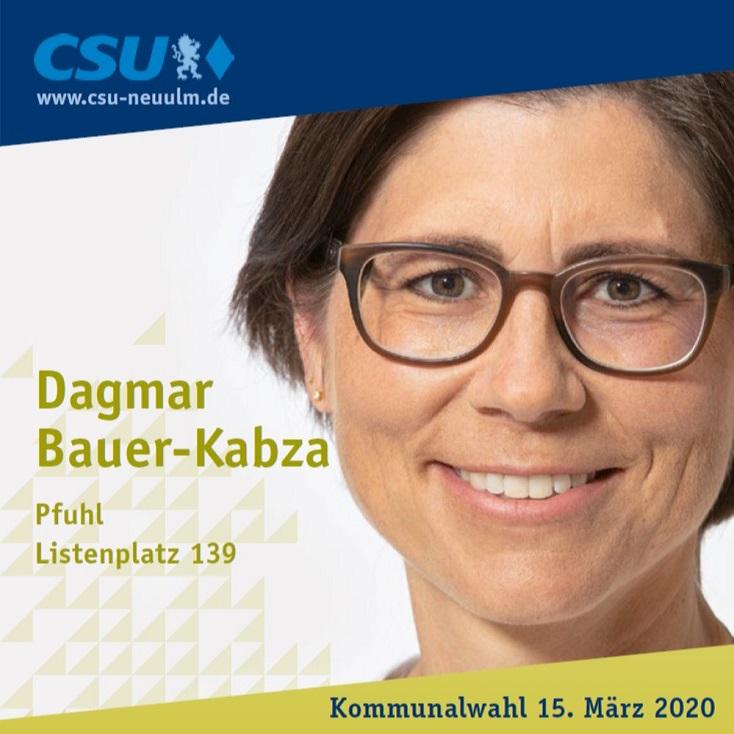 Dagmar Bauer-Kabza, Pfuhl – ihre Ziele