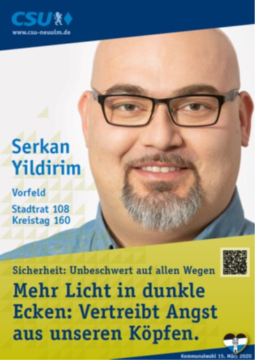 Serkan Yildirim, Vorfeld – seine Ziele