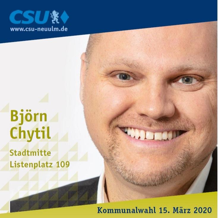 Björn Chytil, Stadtmitte – seine Ziele im Film
