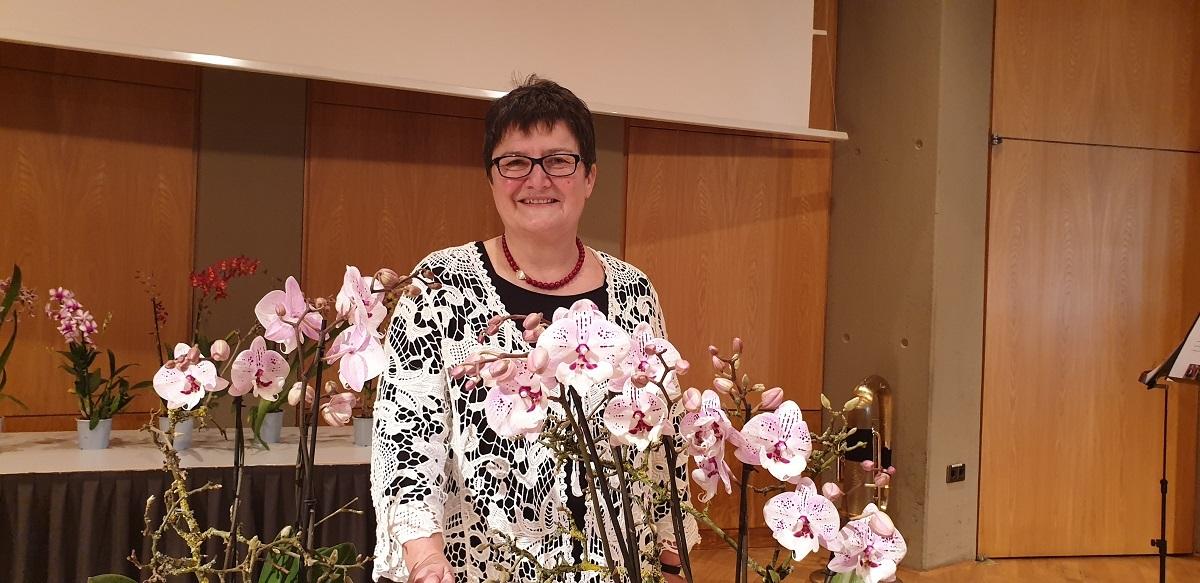 Eine Orchidee namens Conni Boegle-Noerenberg