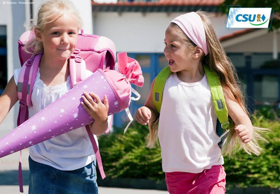 Schulbeginn in Bayern – Wir wünschen euch einen guten Start!