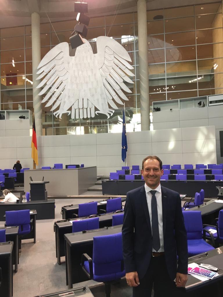 Alexander Engelhard MdB-Eine starke Stimme für unsere Region